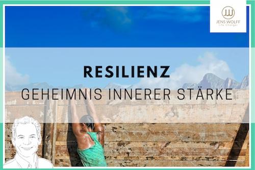 Resilienz lernen Coaching